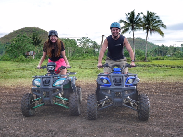 BetterMan Tours - Bohol Day Tour - ATV Tour