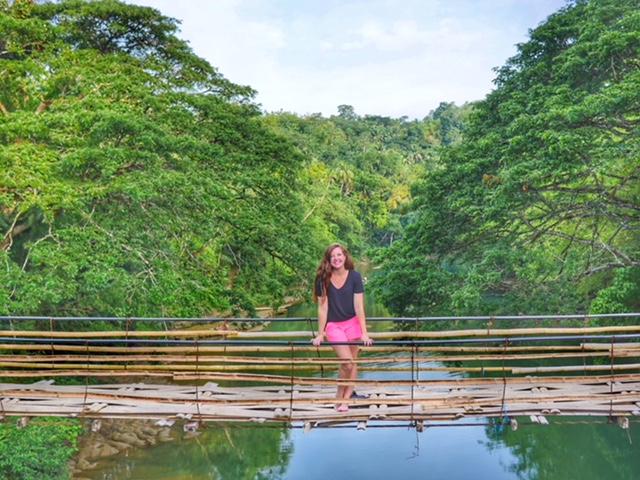 BetterMan Tours - Bohol Day Tour - Bamboo Bridge