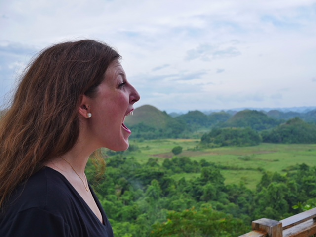 BetterMan Tours - Bohol Day Tour - Don't eat the chocolate hills