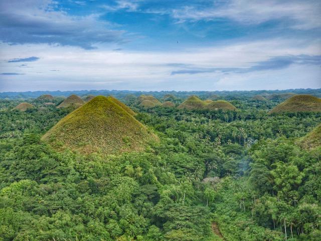 BetterMan Tours Bohol Philippines Chocolate Hills
