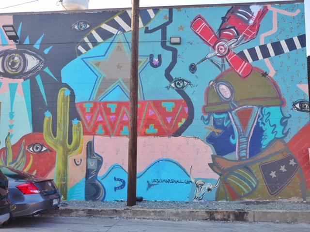 Deep Ellum Street Art Dallas TX - 42 Murals