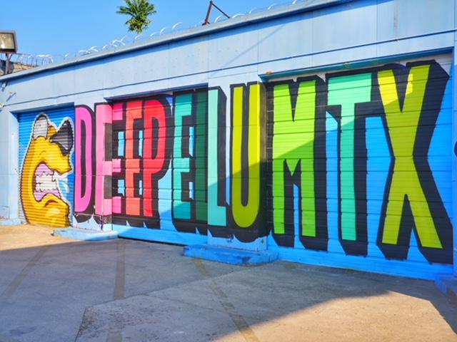 Deep Ellum TX Street Art Dallas
