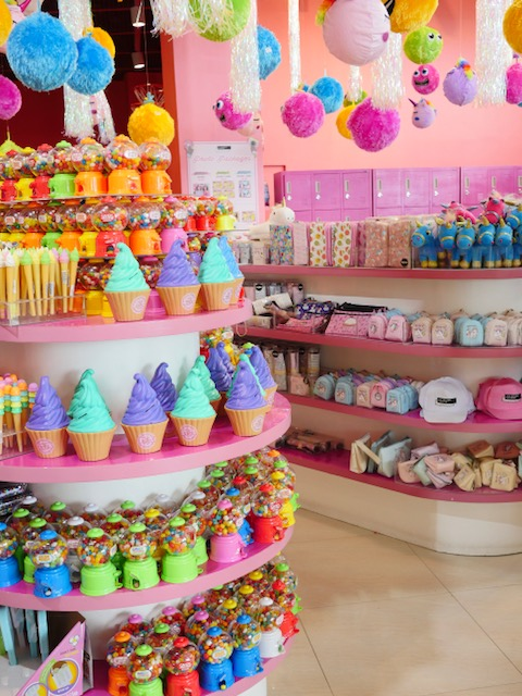 Dessert Museum Manila Philippines gift shop