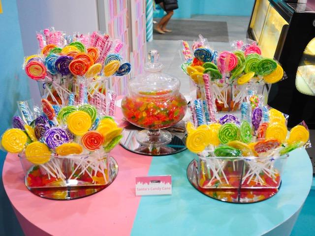 Dessert Museum Manila Santa's candy