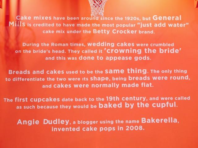 Dessert Museum Manila cake trivia