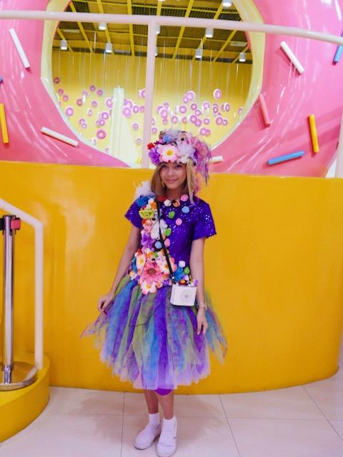 Dessert Museum Manila cupcake fairy