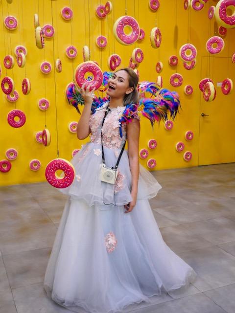 Dessert Museum Manila donut fairy