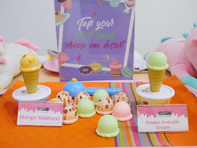 Dessert Museum Manila ice cream flavors