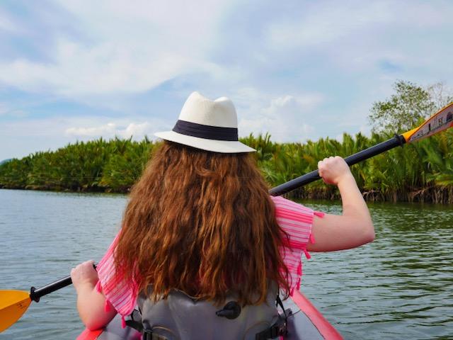 Kayak Asia Philippines Kayak in the mangroves Bohol