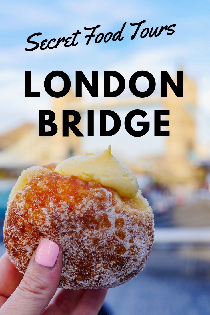 London Bridge Secret Food Tours