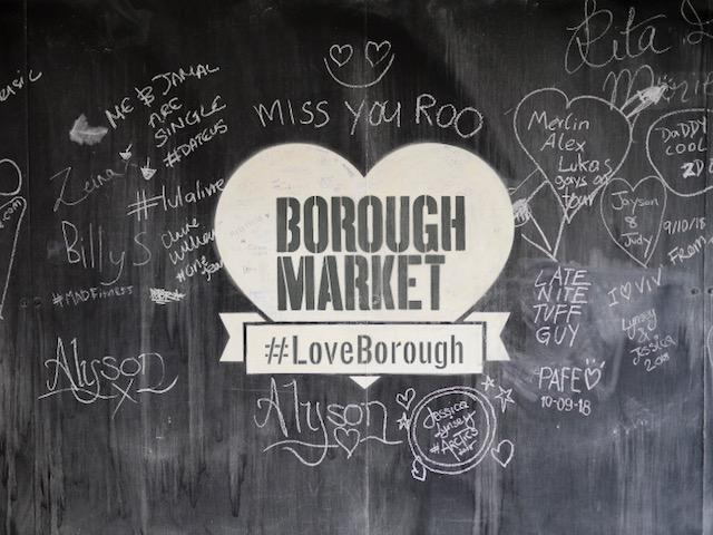 Secret London Food Tours Borough Market