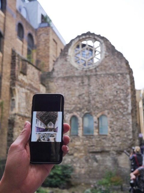 Secret London Food Tours Winchester Palace