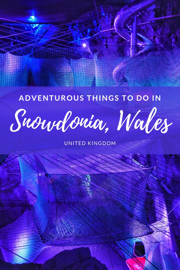 Adventurous things to do in Snowdonia, Wales