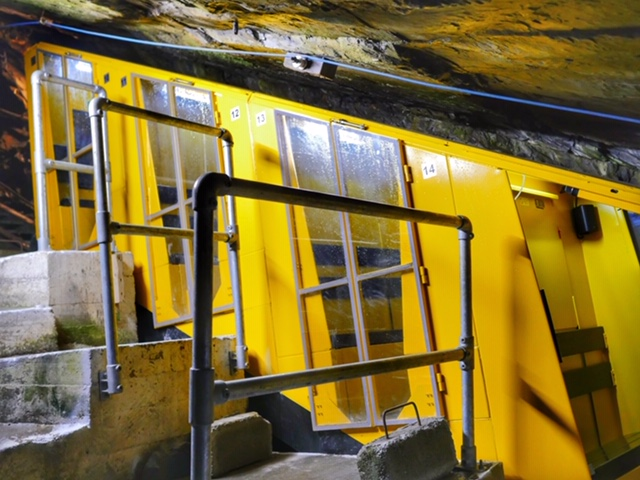 Snowdonia Wales adventure Deep Mine Tour