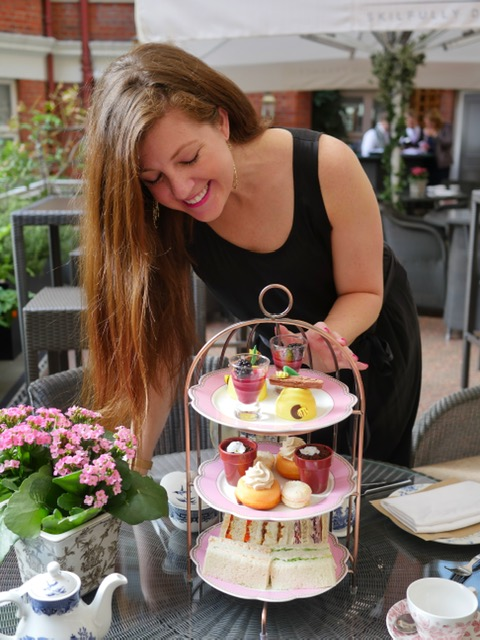 St. Ermin's Hotel London JuBEElee Afternoon Tea