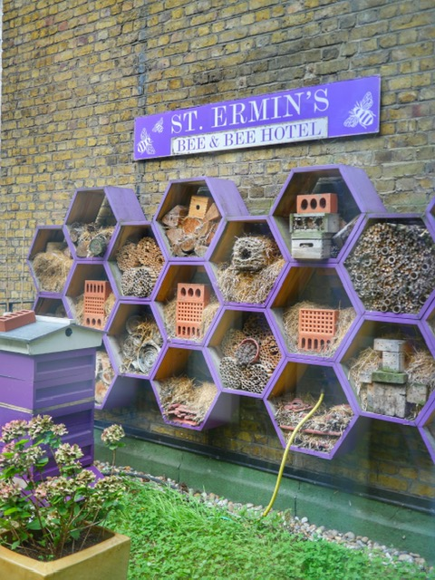 St. Ermin's Hotel London bee apartments on the bee terrace