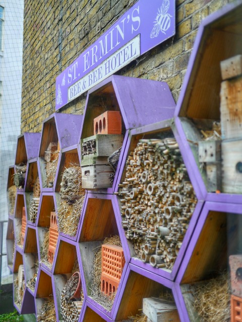 St. Ermin's Hotel London honey bee hotel