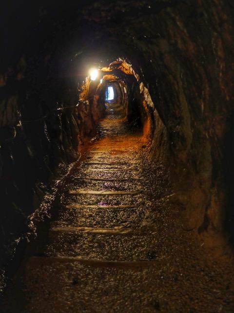 Sygun Copper Mines - Snowdonia Wales