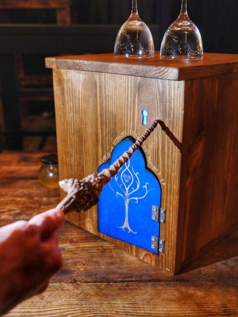 The Cauldron London - magic