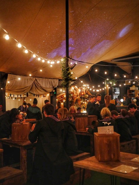 The Witches Hut - London - 020 7720 3666 - Ranked: 497 / 2585