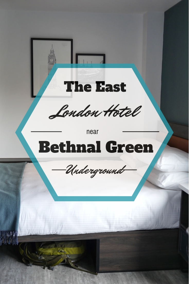 The East London Hotel near Bethnal Green