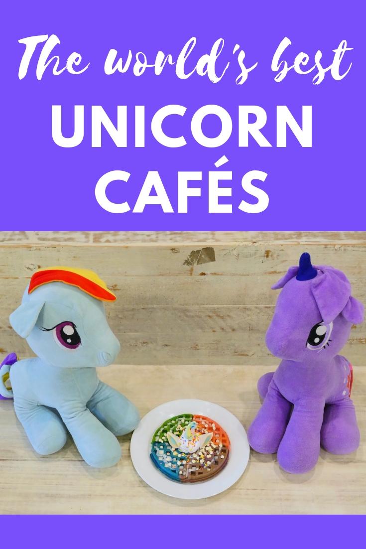 The world's best unicorn cafes