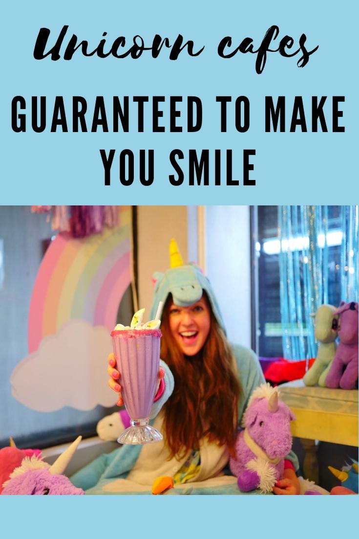 Unicorn cafés around the world guaranteed to make you smile