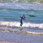 Finding balance with Azrac's girls' surf and yoga retreat in Morocco