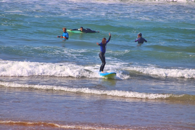 Azrac Surf Camp Tamraght Morocco