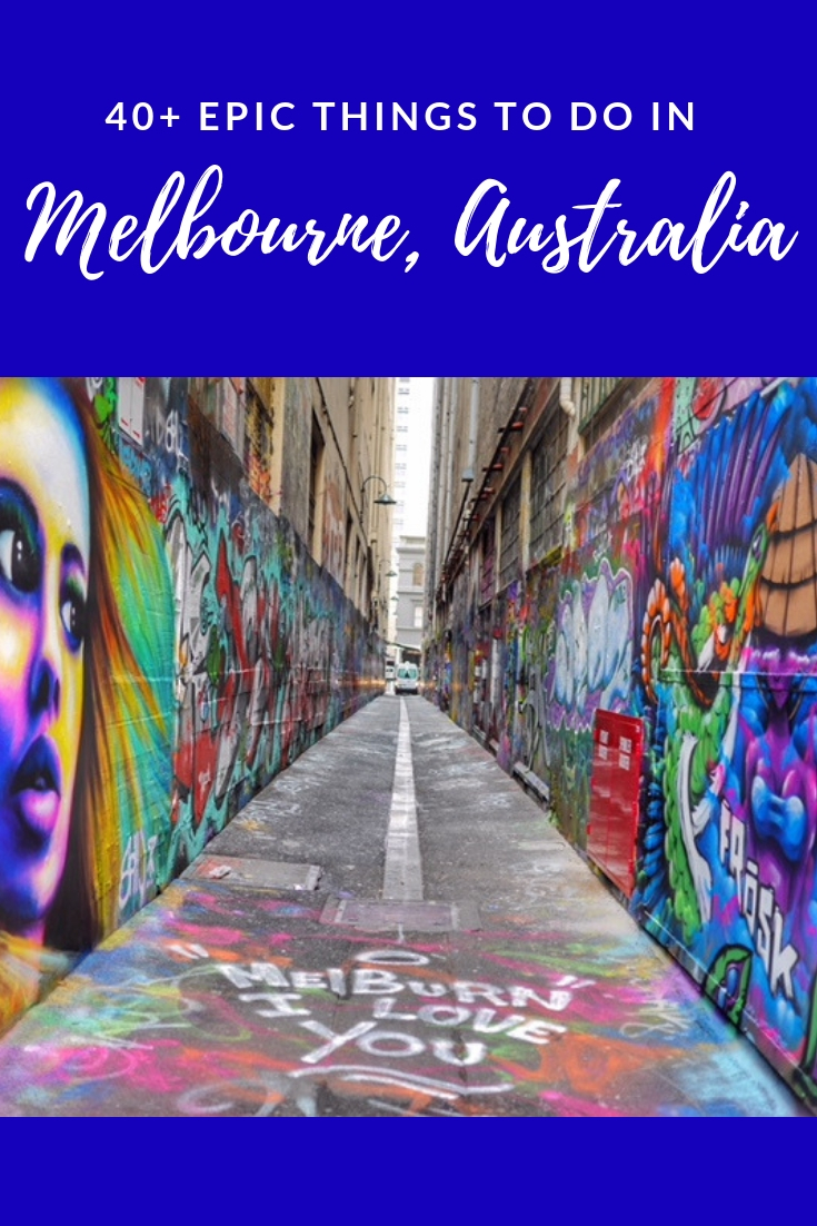 40+ epic things to do in Melbourne, Australia