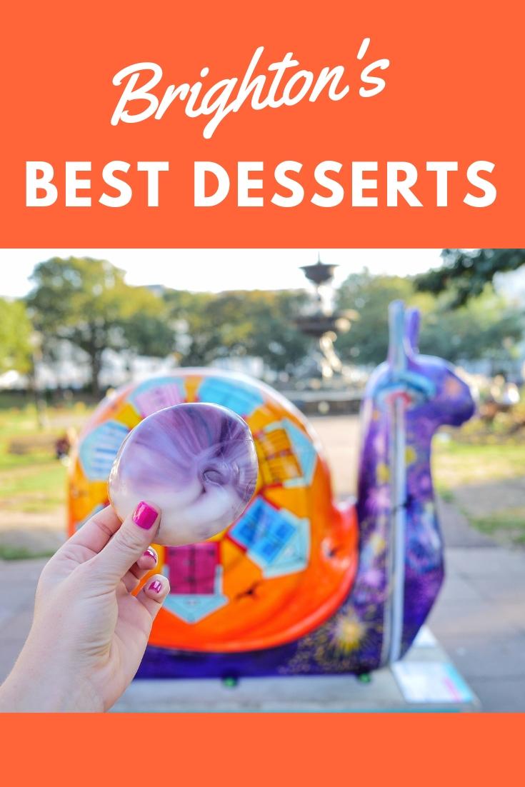 Best Desserts in Brighton, England