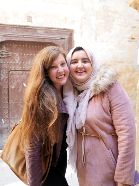 Best Fez tour guide - Fatima Zahrae Fares