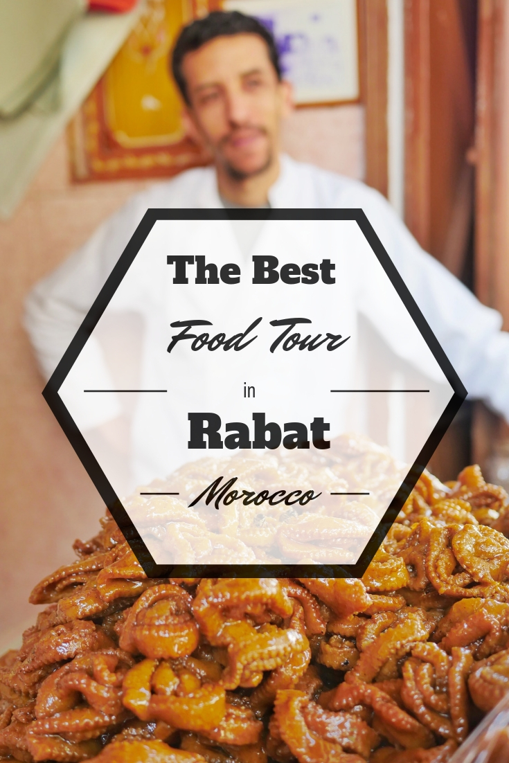 Join a Moroccan Food Tour in Rabat