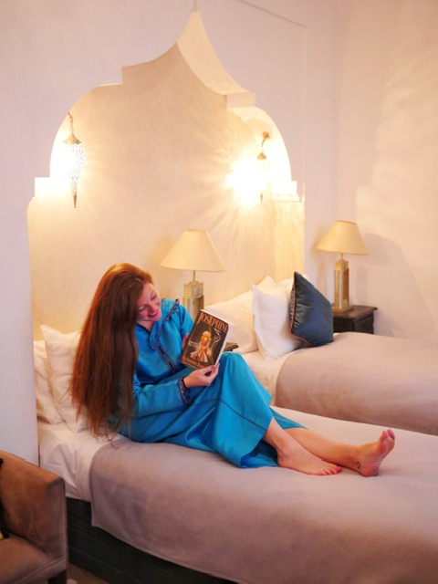 Marrakech Riad - Riad Star - Rainbow Roomjpg