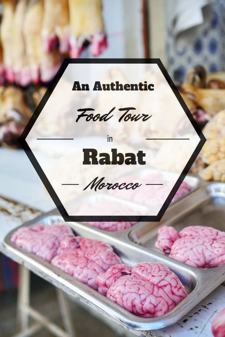 The Best Rabat, Morocco Food Tour