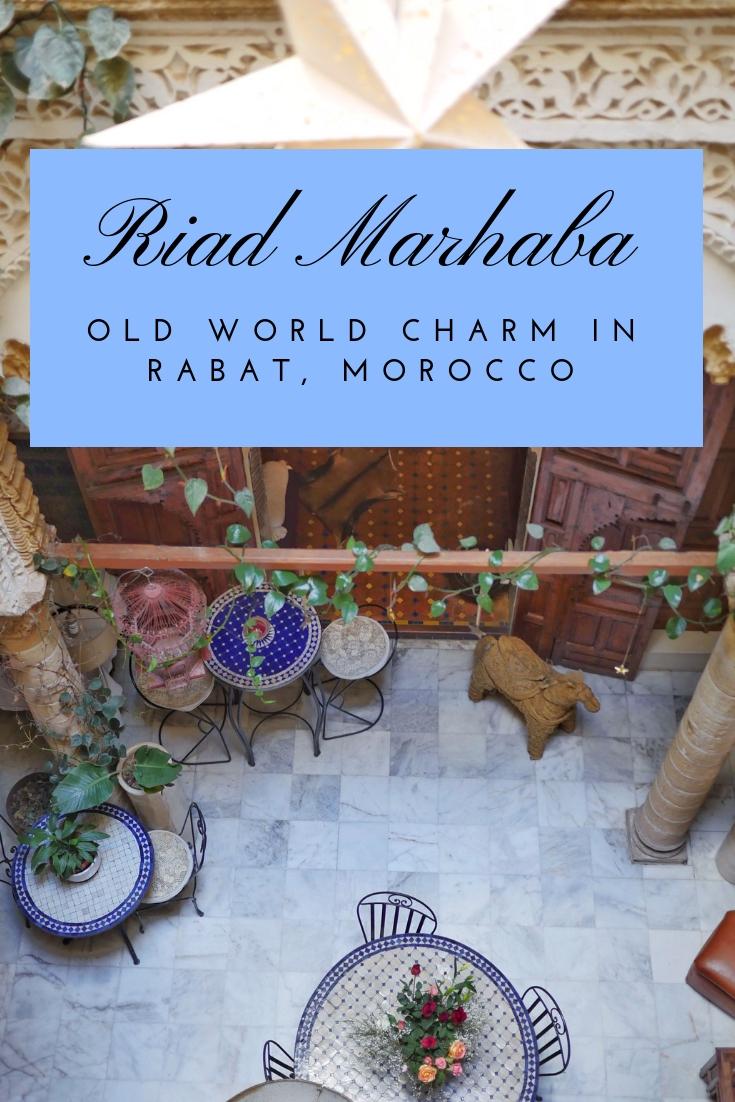 Riad Marhaba - enjoy luxury accommocation in Rabat, Morocco