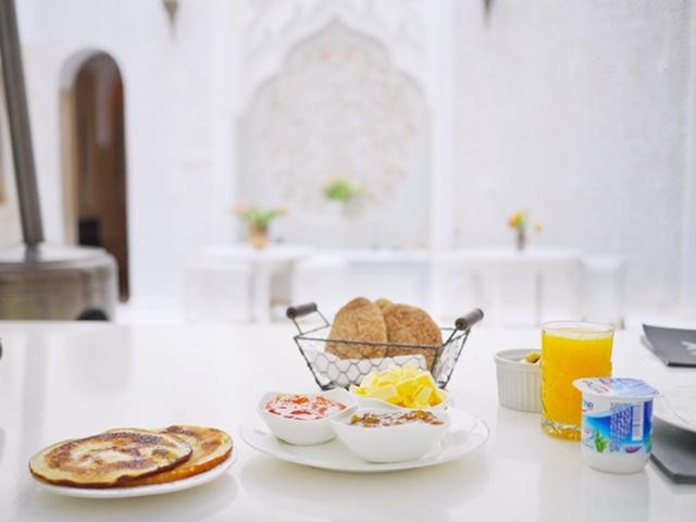 Riad Star Marrakech breakfast