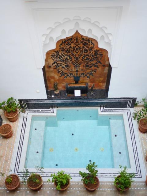 Riad Star Marrakech pool