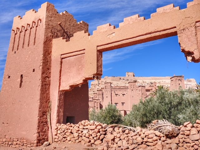 Aït Ben Haddon - Ouarzazate - Game of Thrones and Indiana Jones filming location Morocco