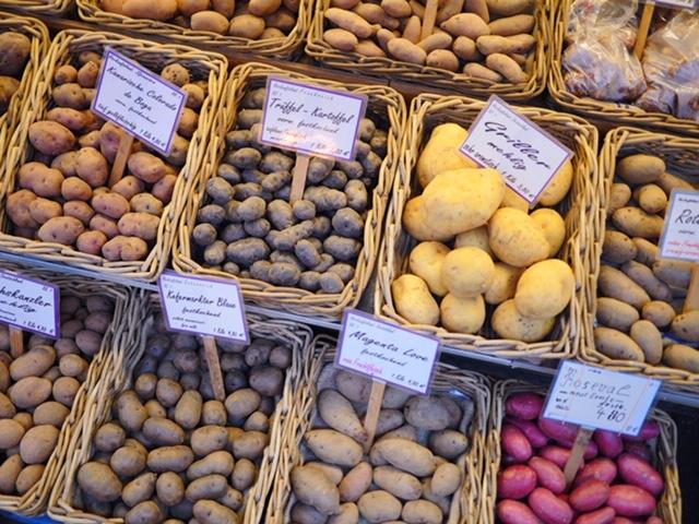Carlsplatz Potato concierge Düsseldorf