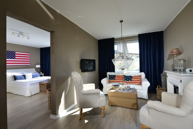 Stay in the Hamptons at Hotel Friends Dusseldorf