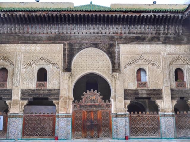 Madrasa Bou Inania - Fes