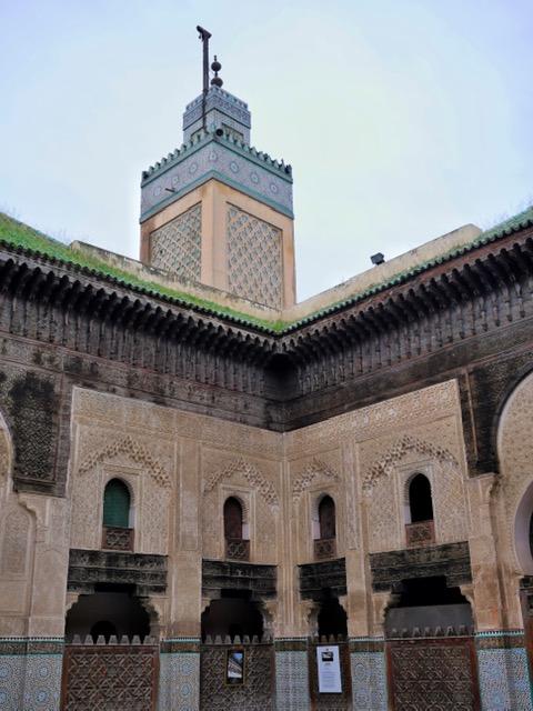 Madrasa Bou Inania in Fez