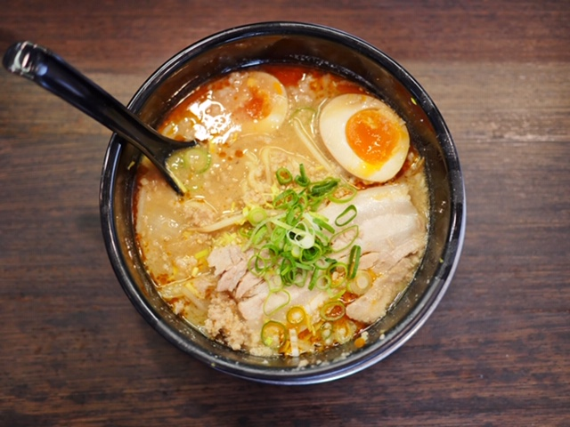 Naniwa Noodles and Soups - best Japanese food in Düsseldorf