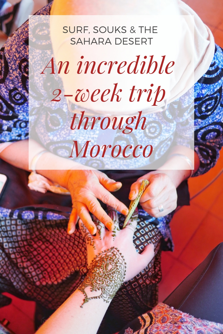 Surf, souks & the sahara: a two-week Moroccan itinerary