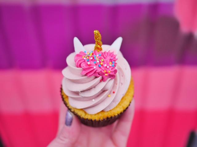 Unicorn Cupcake - Sugarbird Cupcakes Düsseldorf