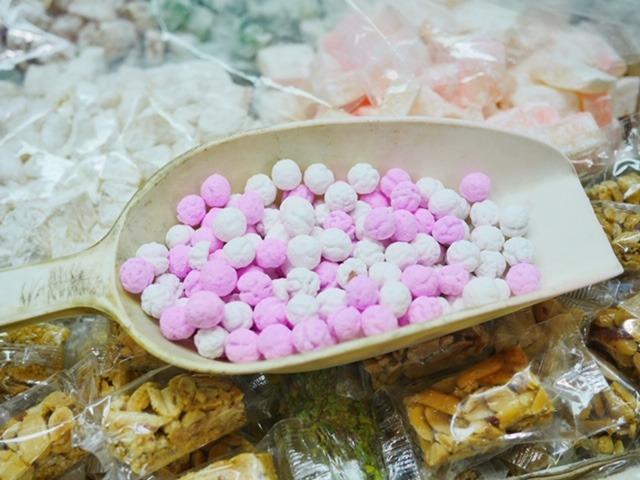 Al Amad for Halva - hummus candy