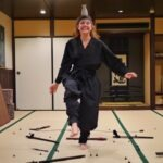 Ninja lessons in Kyoto: a surefire way to impress friends