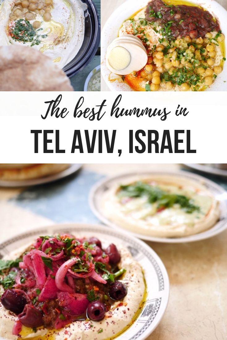 The best hummus in Tel Aviv, Israel
