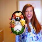 Make a cute character bento box in Tokyo